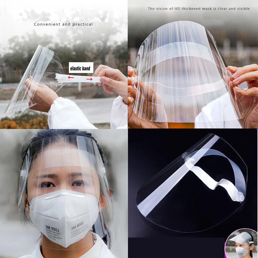 Gesichtsschutzschild Augenschutz Gesichtsschutz Gesichtsschild Maske Anti-Spuck