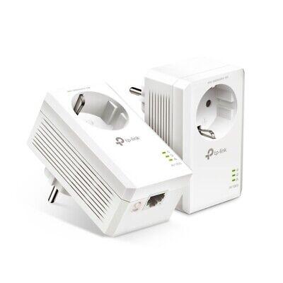 TP-LINK TL-PA7017P KIT 2er AV1000 1.000Mbit/S Powerline Lan Adaptador Enchufe