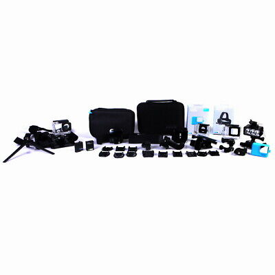Lot of Gopro Accessories - Cases, Covers, Mounting Accessories