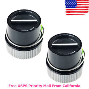 2Pcs New Automatic Locking Hub Front for Ford Excursion F250 F450 F350 F550