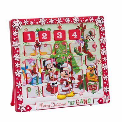 "Kurt Adler 9.5"" Mickey Mouse and Friends Advent Calendar 9.5"" BRAND NEW*"