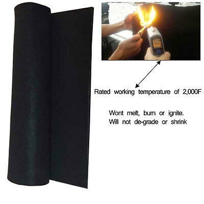 The-carbon Fiber Welding Blanket Torch Shield Plumbing Heat Sink Fire3mm 2017