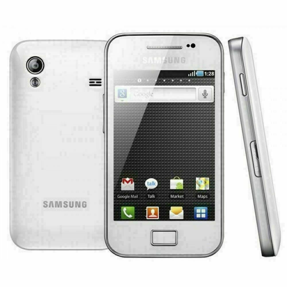 Android Phone - BRAND New  Samsung Galaxy Ace GT-5830i-BLACK-3G-Unlocked Mobile Phone