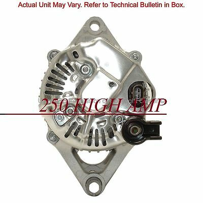 HIGH OUTPUT ALTERNATOR DODGE DAKOTA RAM PICKUP 3.9 5.2 5.9 8.0L 2001-2003 250AMP