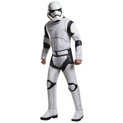 Rub - Star Wars Herren Kostüm Stormtrooper Karneval - Herren Stormtrooper Kostüm