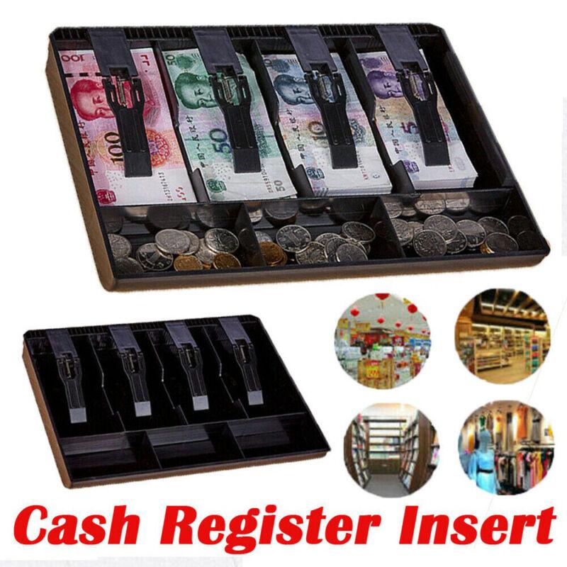 Supermarket Cash Register Till Insert Tray Replacement Coins