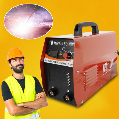 20-180a Amp 110220v Arcmma Dc Inverter Welder Igbt Electric Welding Machine Us