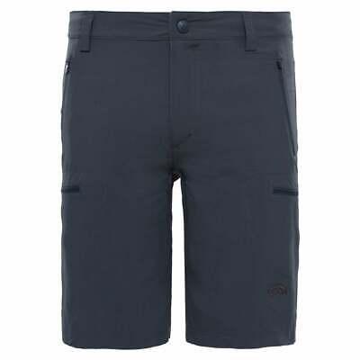 North Face Mens Exploration Shorts Grey 34 New
