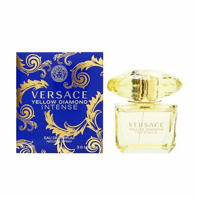 Yellow Diamond Intense by Versace for Women 3.0 oz Eau de Parfum Spray