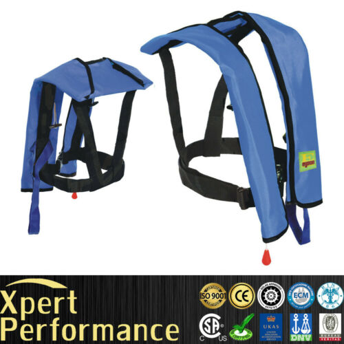 Absolute Outdoor FLOATTOP Automatic/Manual Inflatable Life Jacket ...