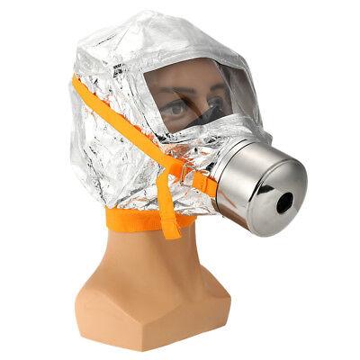 Emergency Hood Oxygen Fire Mask Respirator Smoke Disposable Toxic Us W8f2