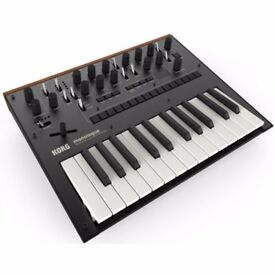 Korg Monologue (Black) - Almost Brand New £200