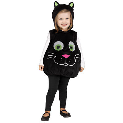 Infant Googly Eye Cat Costume Up to size 24 Months