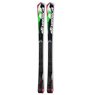 Plate Jr Race Skis - 2016 Nordica Dobermann SL 136cm Jr Race Skis w Race Plate 0A518800