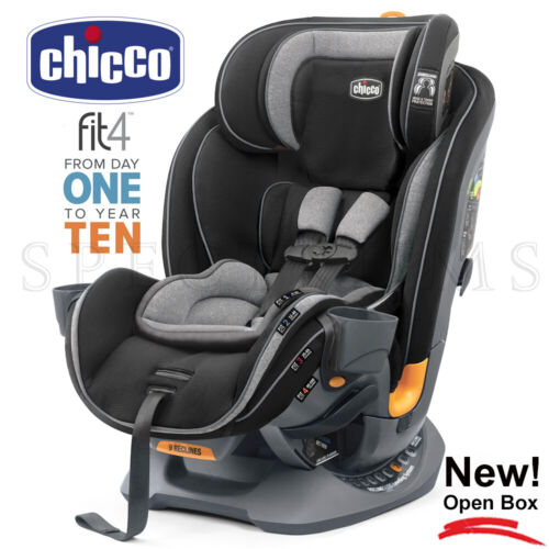 Chicco Fit4 4-in-1 All-In-One Convertible Car Seat Infant to Booster - Altitude