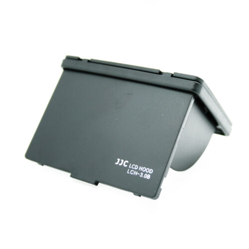 Camera Screen Hood : Camera lcd monitor hood for quot screen universal sided