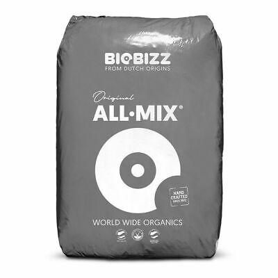 BioBizz All-Mix Sac Terreau Mélange d'Empotage Complet, Transparent, 50 L