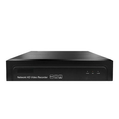 HJT 16CH NVR 5MP H.265 Network Video Recorder Onvif P2P Remote View HDMI for Cam