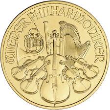 2020 Austria Gold Philharmonic 1 oz 100 Euro - BU