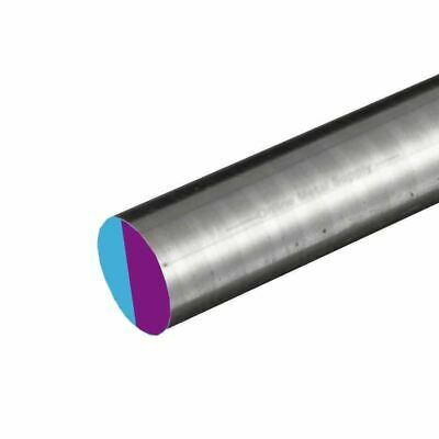 8620 Cf Alloy Steel Round Rod 1.250 1-14 Inch X 24 Inches