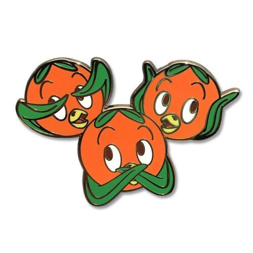 Orange Bird - Speak No Evil: Limited Edition Pin