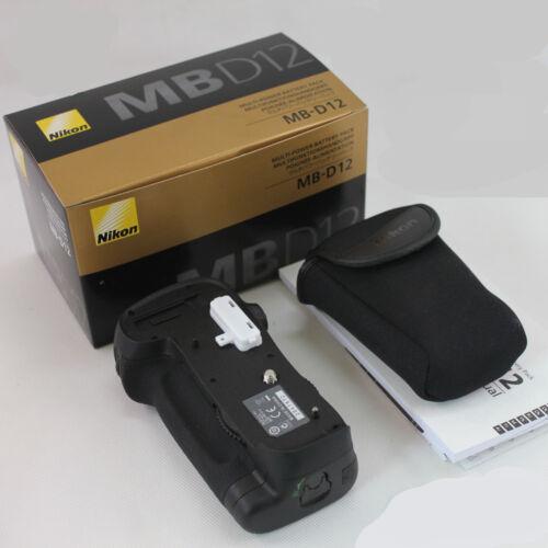 New Battery Pack Grip MB-D12 for D800 D800E D810E D810 EN- EL15& AA Nikon