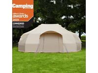 Brand New Emperor Luna Bell Tent 6x4m RRP £1199