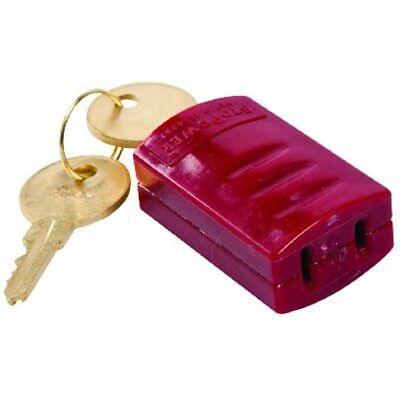 Brady 65673 Stopower Plug Lockout Industrial Tagout Devices & Scientific