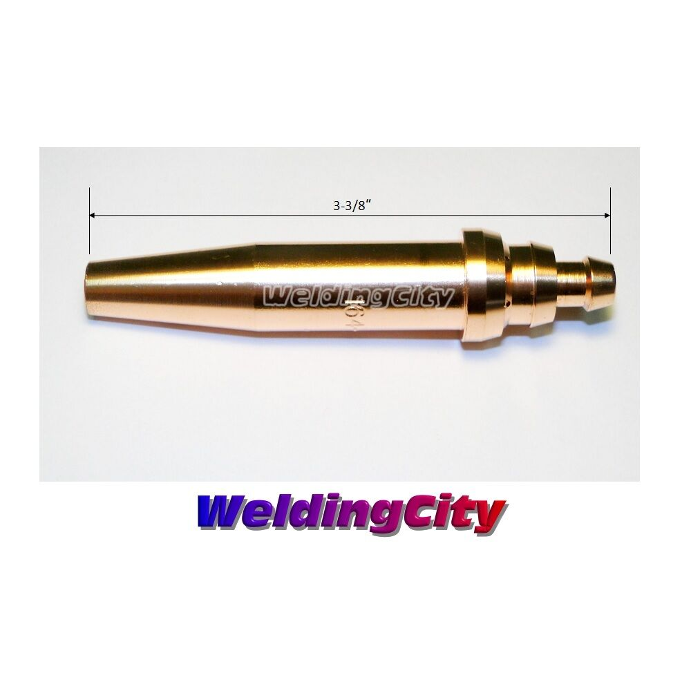 WeldingCity Acetylene Cutting Tip SC12#0 SC12-0 Size 0 for Smith Oxyfuel Torch