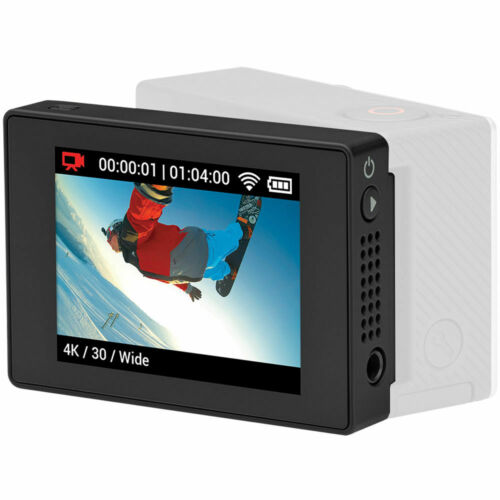 Refurbished GoPro Bacpac LCD Touch Screen with water resistant cover