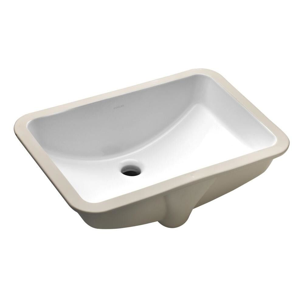 Kohler Bath Sink - Undermount Ladena Undercounter K2214-0