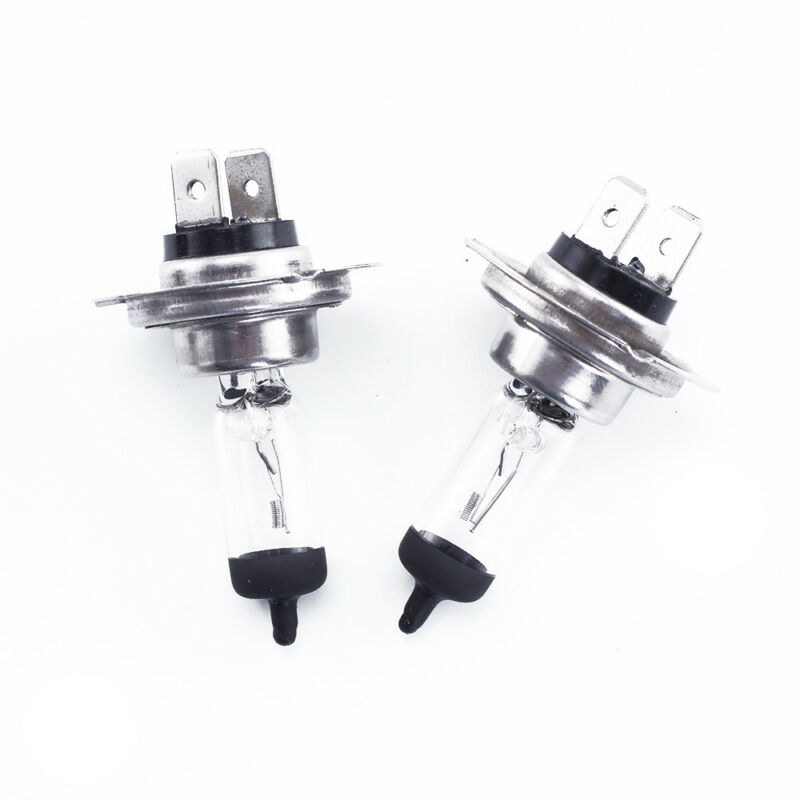Willkey 1//2//10x H7 Bulbs 477 Halogen Car Dipped Headlamp Headlight 499 12v 55w