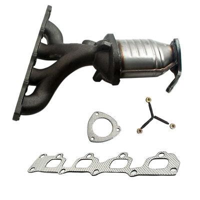 Exhaust Manifold Catalytic Converter for 2004-08 Chevy Malibu Ecotec L61 I4 2.2L ()