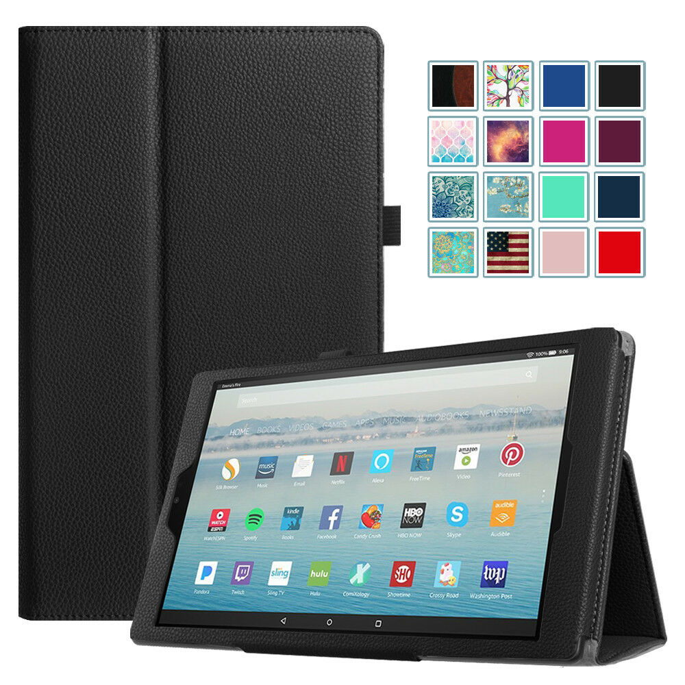 For New Amazon Fire HD 10 10.1 Inch Tablet 7th Gen 2017 Foli