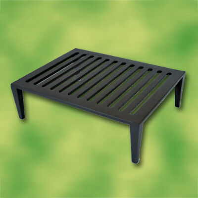 Barbecue Grid Toscana 1 AUS Cast Iron for Wood Burning Stove, Garden Grill U