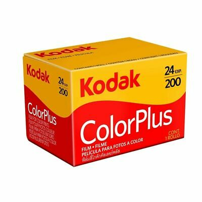 Kodak Colorplus 200 35mm Film - 24exp - *Free Fast postage*