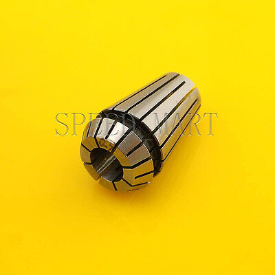 8mm Er16 Spring Collet Chuck Tool Bit Holder For Cnc Milling Lathe Chuck New