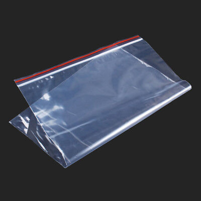 6X8CM Zip Lock Bags Clear Poly Bag Reclosable Plastic Small Baggies Package Gift - Clear Small Gift Bags
