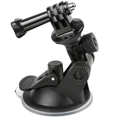 Supporto adattatore a ventosa auto pr camera action cam GoPro Hero 3 3+ 4 5 6 7