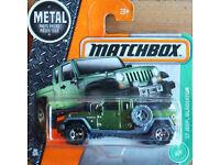 MATCHBOX   JEEP GLADIATOR   92//125   NEU/&OVP