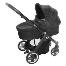 Oyster pushchair + EXTRAS