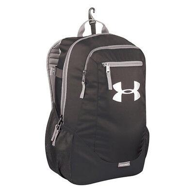 Under Armour UASB-HBP2-BK Hustle II Baseball Softball Gear Bat Backpack, Black