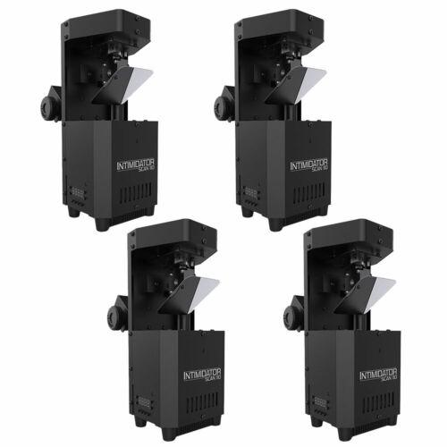 Chauvet DJ Intimidator Scan 110 LED Scanner 4 Pack New