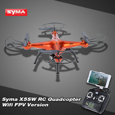 Syma X5SW/X5SW-1 4CH 2.4G RC Wifi FPV Quadcopter With 0.3MP Camera Gifts Toys US