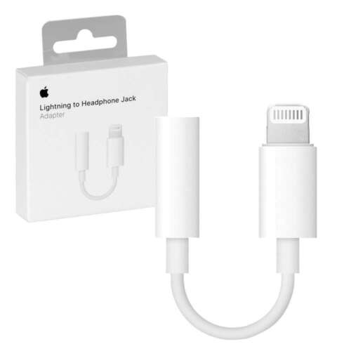Apple Lightning to 3.5mm Headphone Jack Adapter for iPhone X 8 7 Xs Max Xr