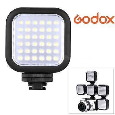 GODOX 36 LED Video Light Lamp for Digital Camera Camcorder DV Canon Nikon F9X2