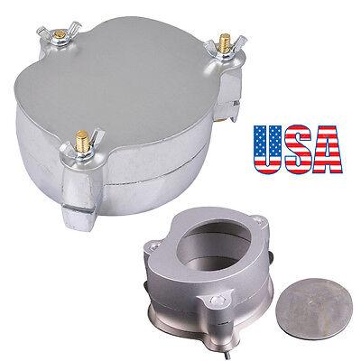 Usa Dental Aluminium Denture Flask Compressor Parts Dental Lab Equipment Fda