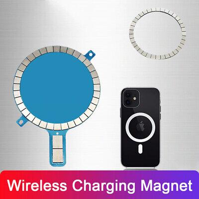 Adhesivo Etiqueta Engomada Adaptador Magsafe Cargador Para IPHONE Con Carga Wifi