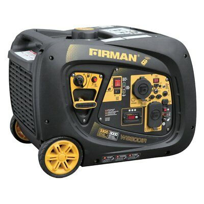 Firman Power Equipment W03082 Gas-powered 33003000 Watt Electric Start