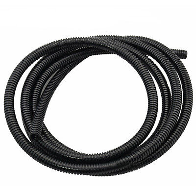 10' Feet 18MM Split Loom Wire Cable Flexible Tubing Wire Conduit Hose Car Sales